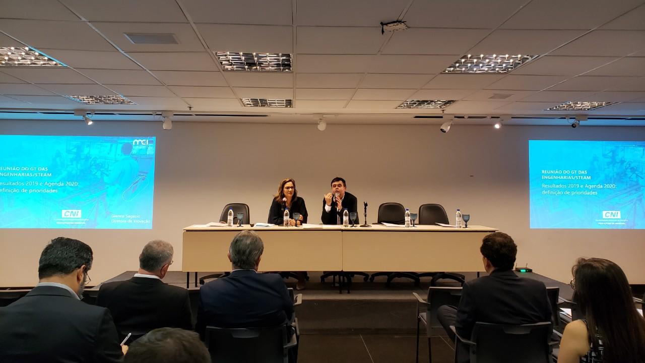 CNI apoiará a implementação de novas diretrizes dos currículos de engenharia em 2020