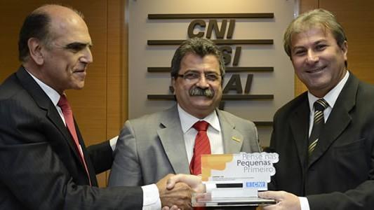 Amaro Sales assume o Conselho Temático Permanente da Micro e Pequena Empresa da CNI
