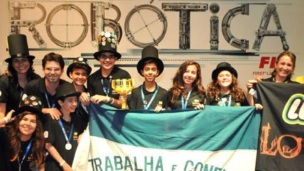 Torneio de Robótica: estudantes apresentam projetos inovadores para a prevenção de desastres naturais