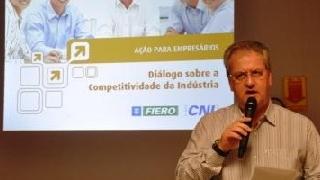Competitividade é tema de palestra promovida pela FIERO para empresários de Cacoal
