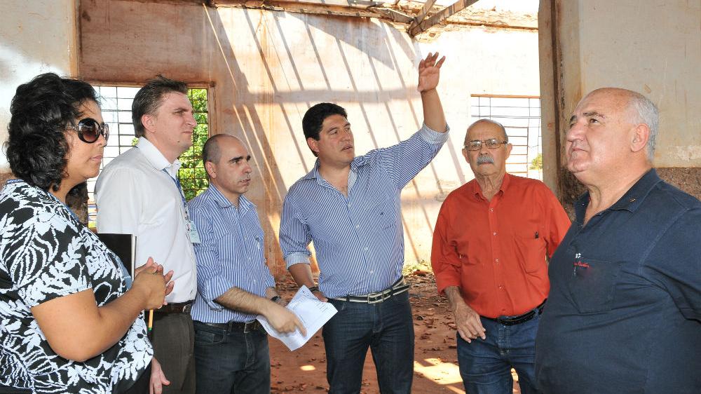 Prefeitura de Maracaju cede área para construir Centro Integrado Sesi Senai