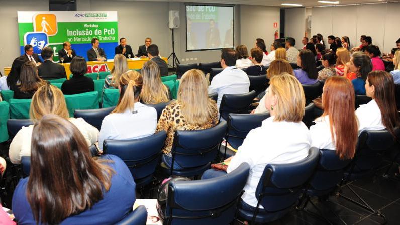 Sesi destaca importância de preparar empresa para receber PcDs