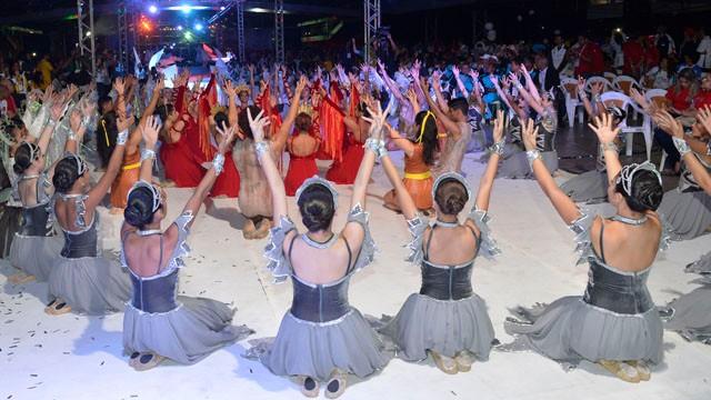 Solenidade marca abertura oficial dos Jogos Nacionais do SESI