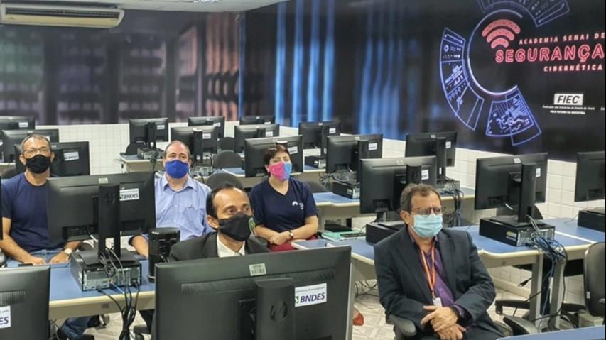 Segurança cibernética: primeiras turmas começam capacitação