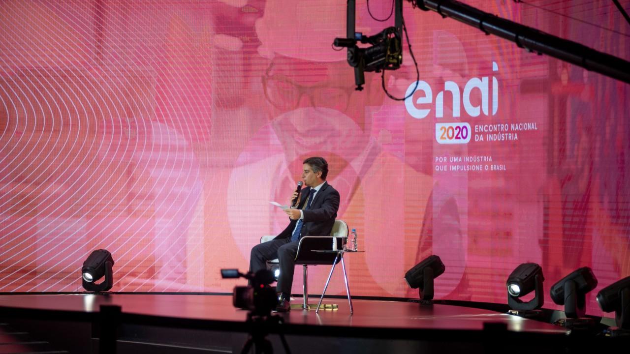 Debates focam nos impactos da pandemia e os desafios para a indústria no segundo dia do ENAI