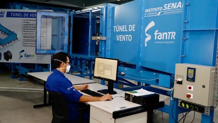 SENAI inaugura Instituto de Inovação em Energias Renováveis