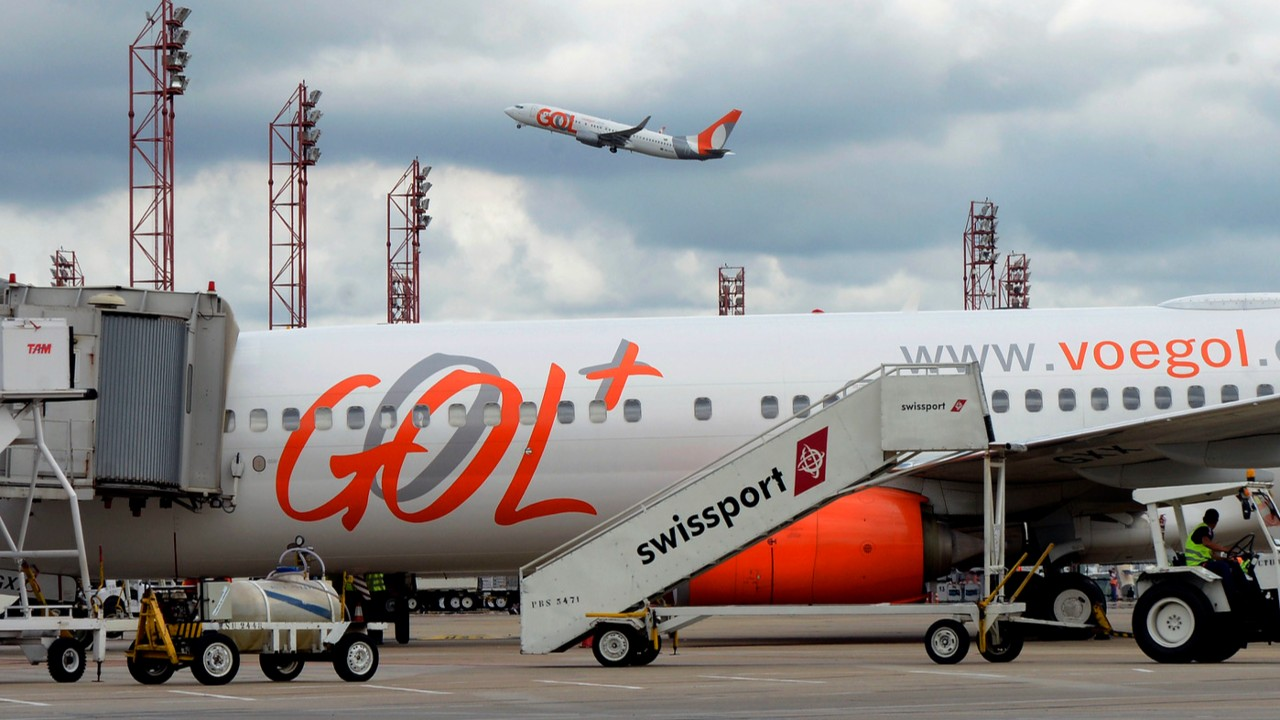 Concessão de 22 aeroportos colaborará com recuperação econômica, avalia CNI