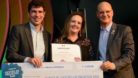 Estagiários também contribuem com os resultados, diz gerente de empresa vencedora do Prêmio IEL de Estágio