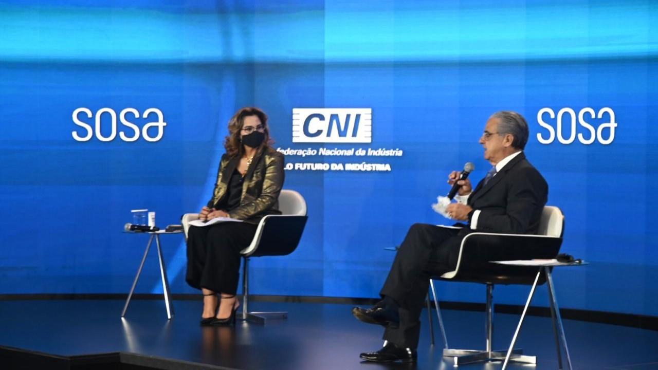 Parceria CNI-SOSA impulsionará a inovação na indústria no Brasil