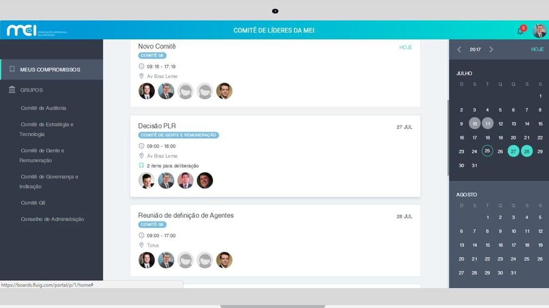 MEI lança aplicativo para estimular engajamento de lideranças empresariais