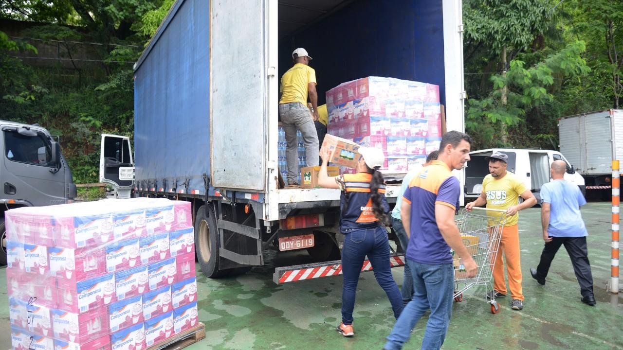 Indústria se mobiliza para ajudar atingidos pelas chuvas no Sudeste