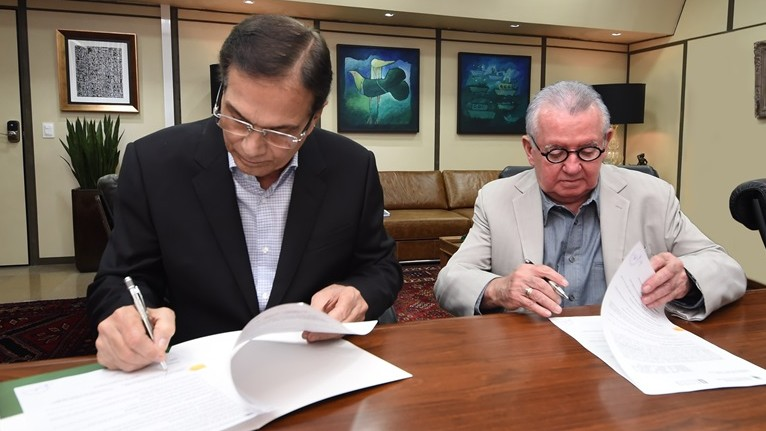 SENAI e Universidade Federal do Ceará se unem para construção de foguete espacial