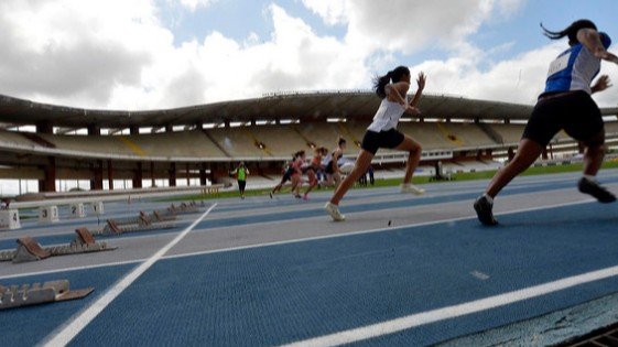 Atletismo é marcado pela superação dos atletas nos Jogos Nacionais do SESI