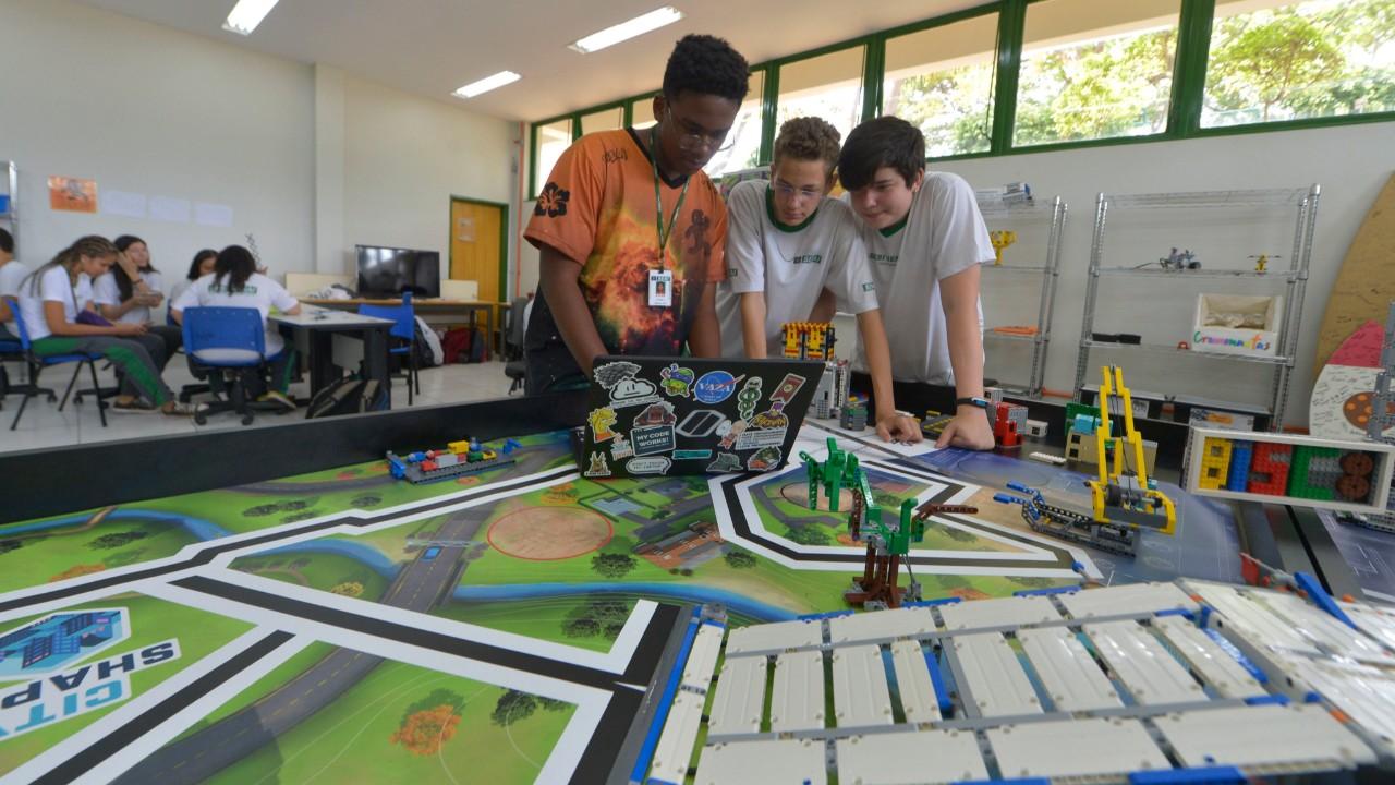 SESI amplia prazo de inscrições para o maior torneio de robótica do Brasil