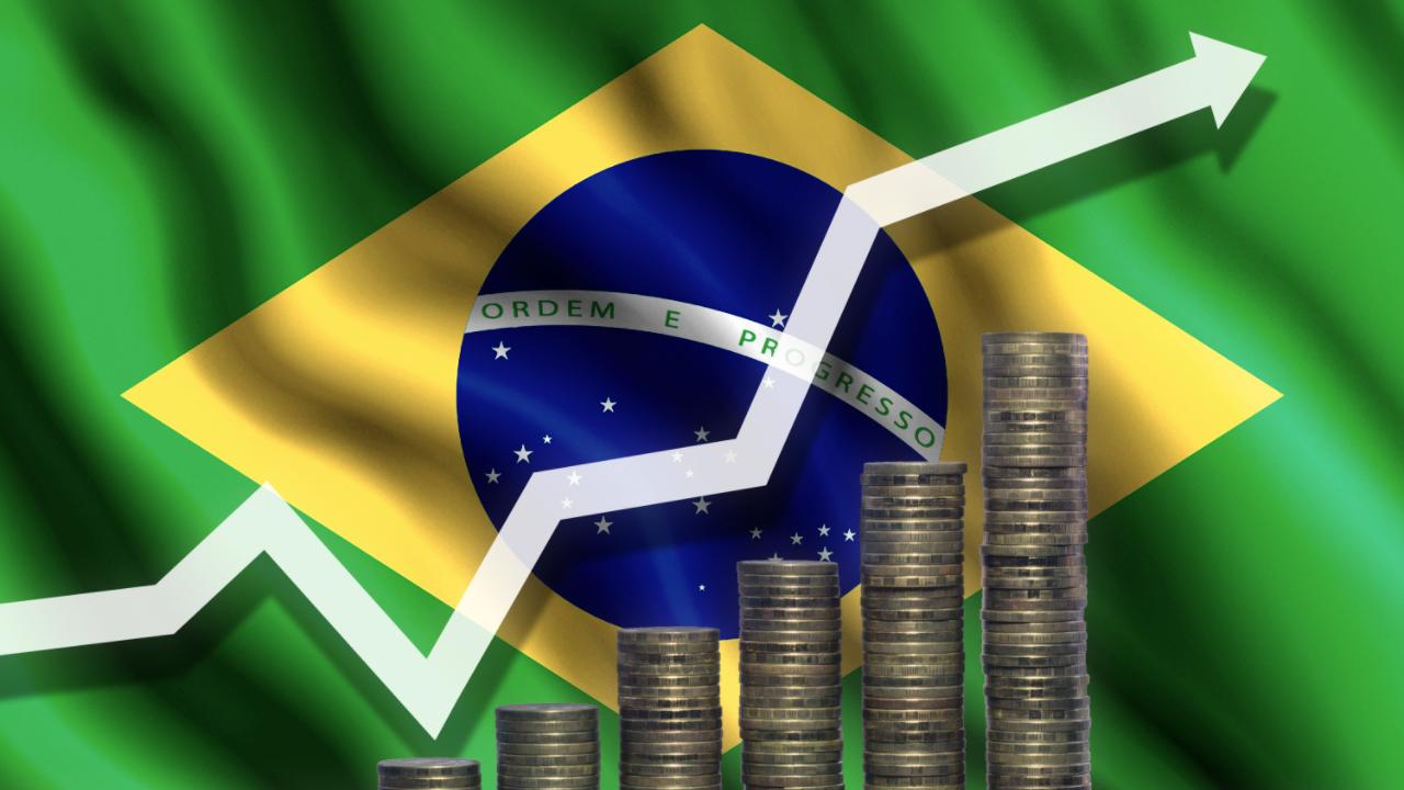 Exportações brasileiras crescem acima da média mundial