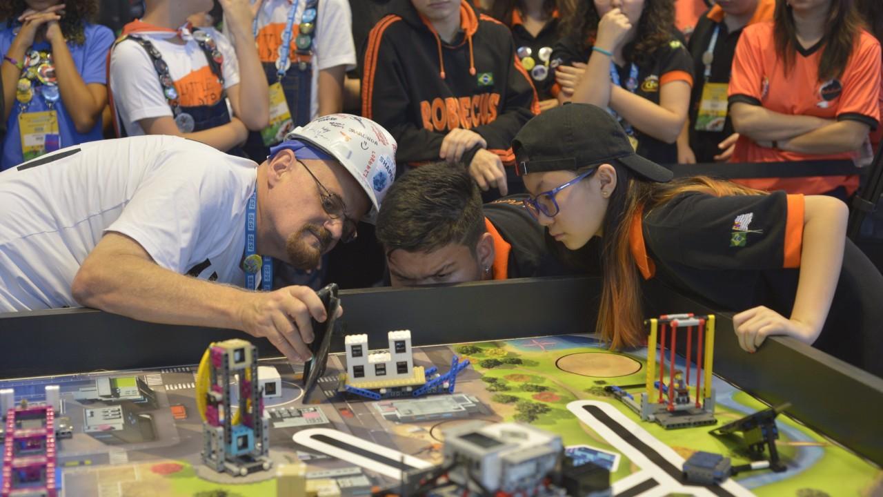 Desafio de robótica contra a Covid-19 tem mais de 400 equipes inscritas