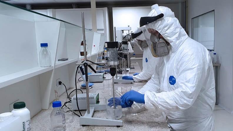 A indústria contra o coronavírus