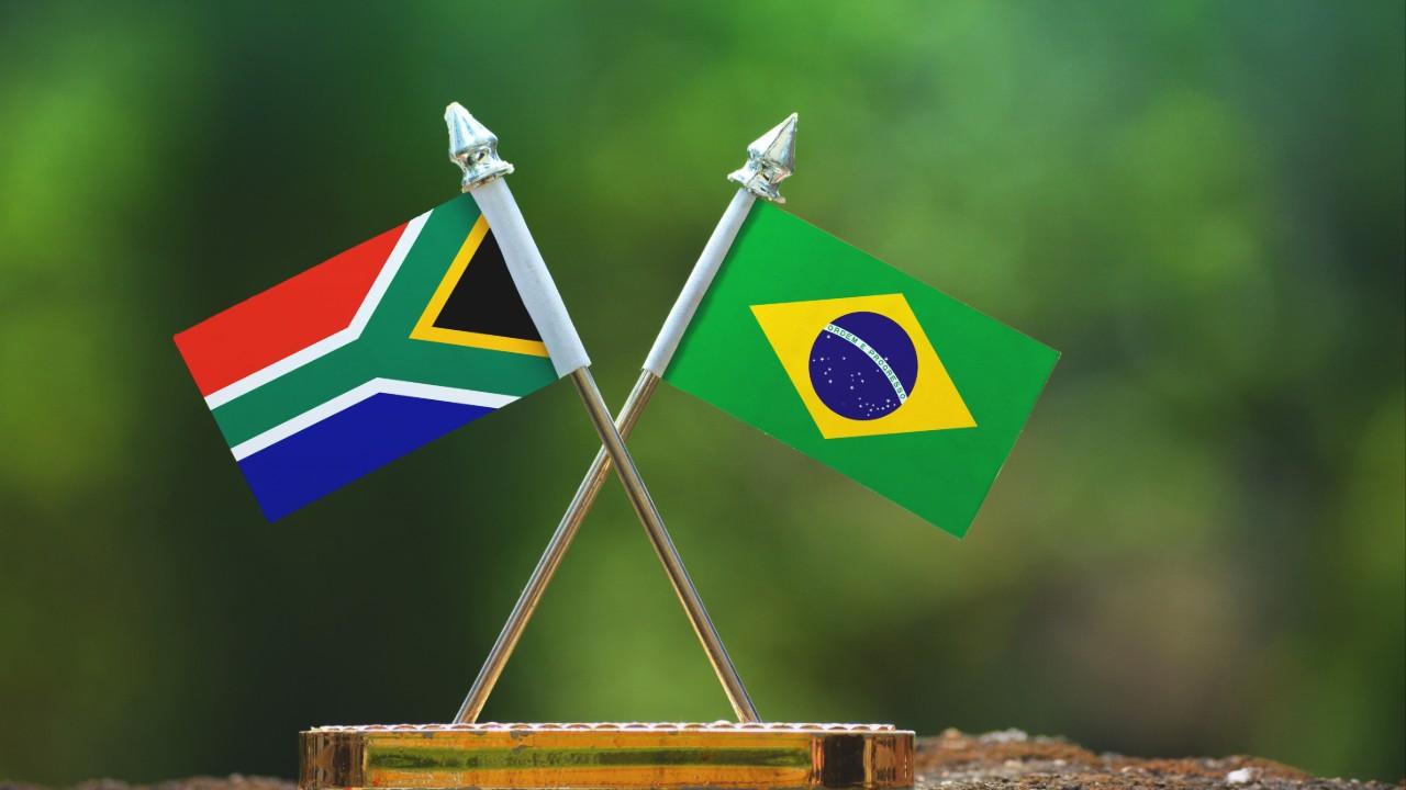 Comércio entre Brasil e África do Sul cai mesmo com acordo, diz CNI