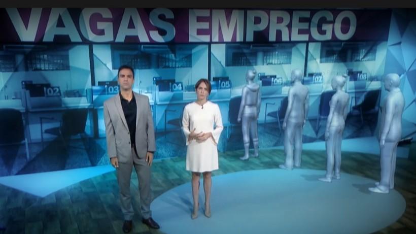 Reportagem do Fantástico, da TV Globo, mostra como se qualificar para conseguir emprego