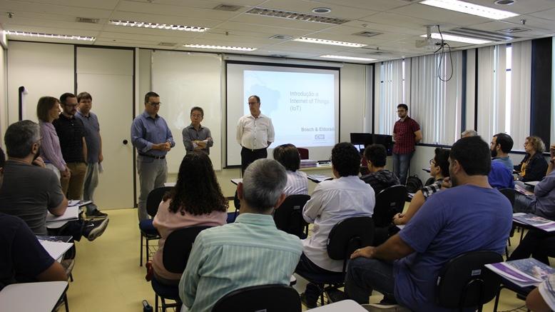 CNI promove capacitação em Indústria 4.0 para examinadores de patentes do INPI