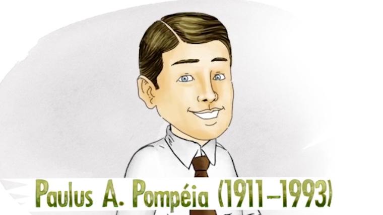 VÍDEO: Paulus Pompéia contribuiu para o desenvolvimento de indústrias metalúrgicas e eletrônicas no Brasil