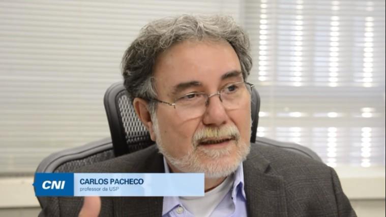 VÍDEO: Lei dá segurança jurídica na parceria entre empresas e universidades, diz Carlos Pacheco