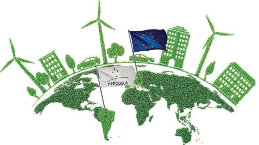 CNI lança cartilha sobre desenvolvimento sustentável em defesa do acordo Mercosul-UE