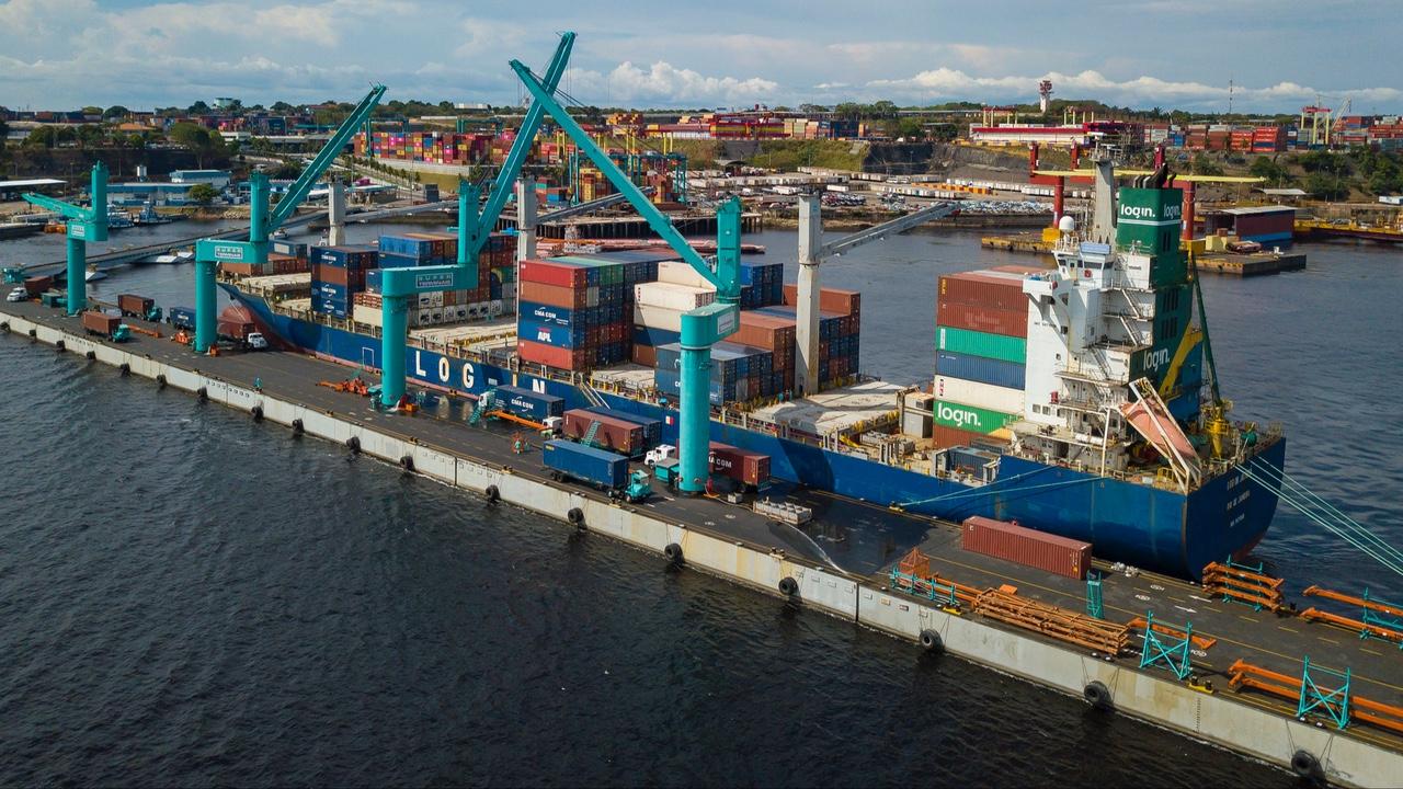 Participação da indústria brasileira nas exportações mundiais recua em 2018