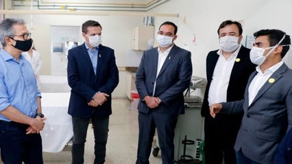 FIEMG se une ao Instituto Mário Penna na luta contra o coronavírus