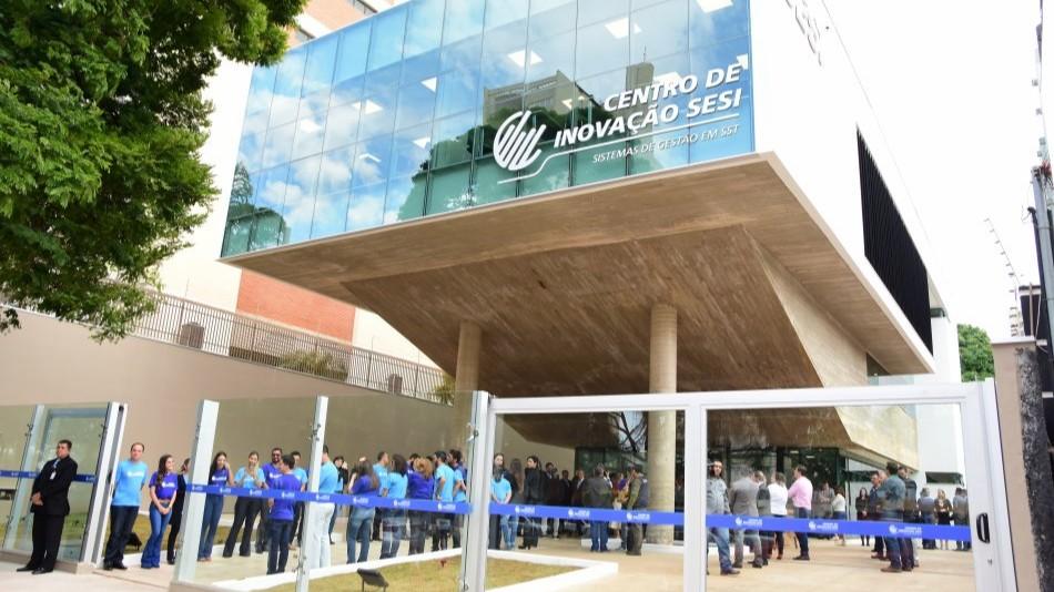 Centro de Inovação do SESI de Mato Grosso do Sul desenvolve projeto de ergonomia no Paraná