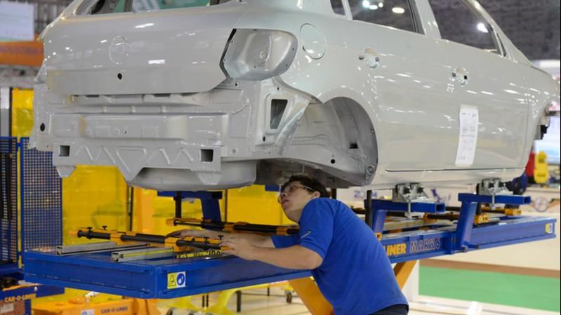 Confiança do empresário cresce em 28 de 30 setores da indústria em maio, aponta pesquisa da CNI