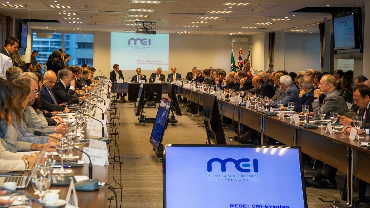 Mobilização Empresarial pela Inovação lança boletim especial