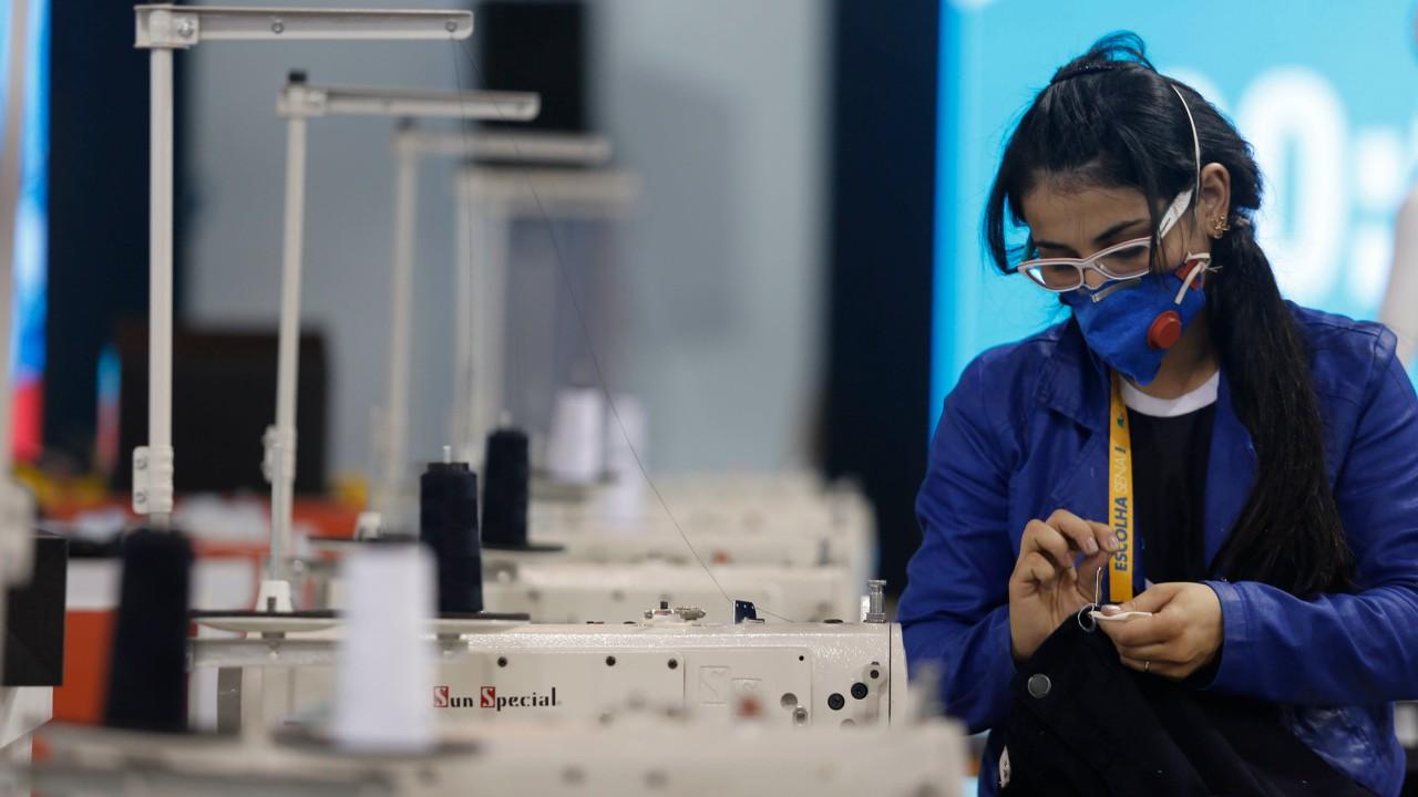 SENAI tem mais de 27 mil vagas em cursos pagos e gratuitos