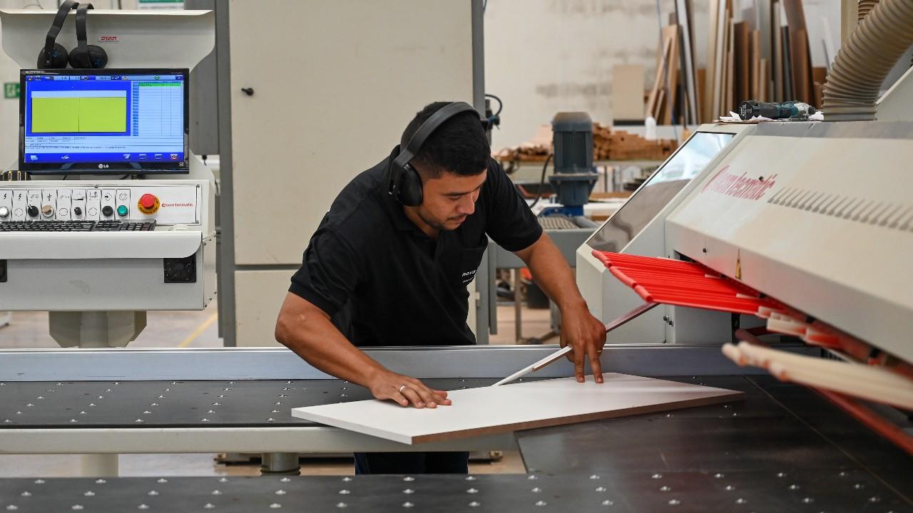 Pequenas indústrias apresentam evolução positiva no segundo trimestre de 2021