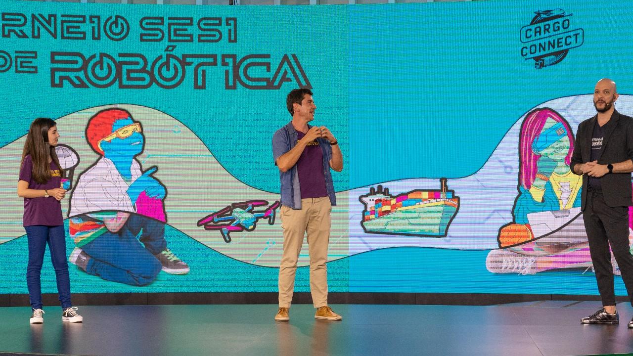 SESI lança nova temporada de competições de robótica
