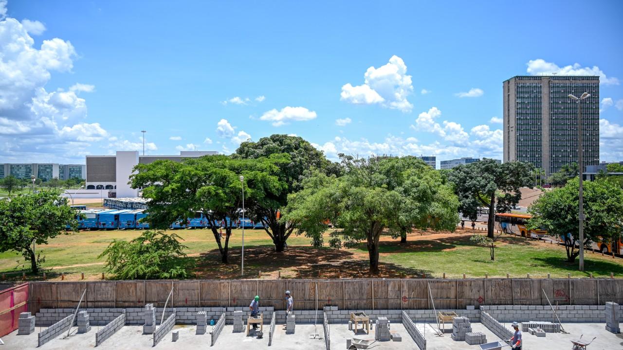 SESI Lab: projeto inclui revitalização de área central de Brasília
