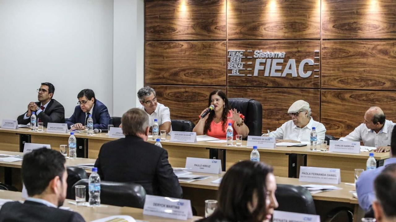 Futuro da floresta é tema de reunião do Conselho de Meio Ambiente e Sustentabilidade da CNI