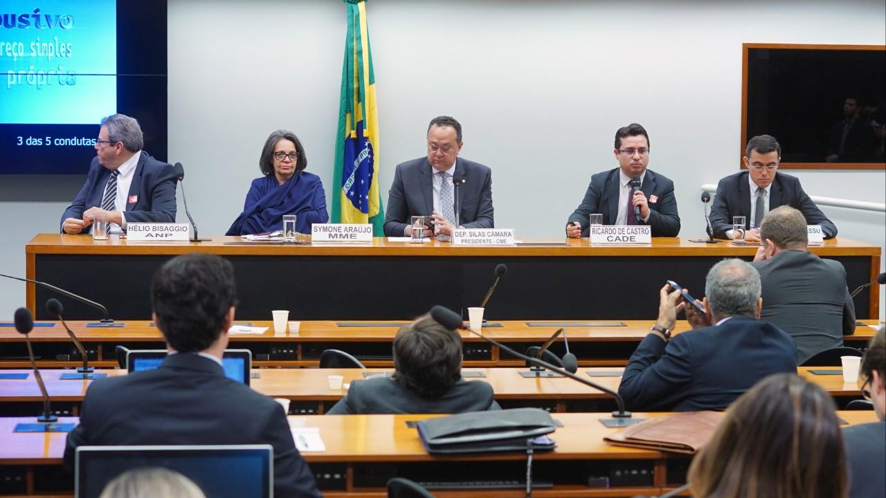 Representantes da indústria e do governo defendem concorrência no mercado de gás natural