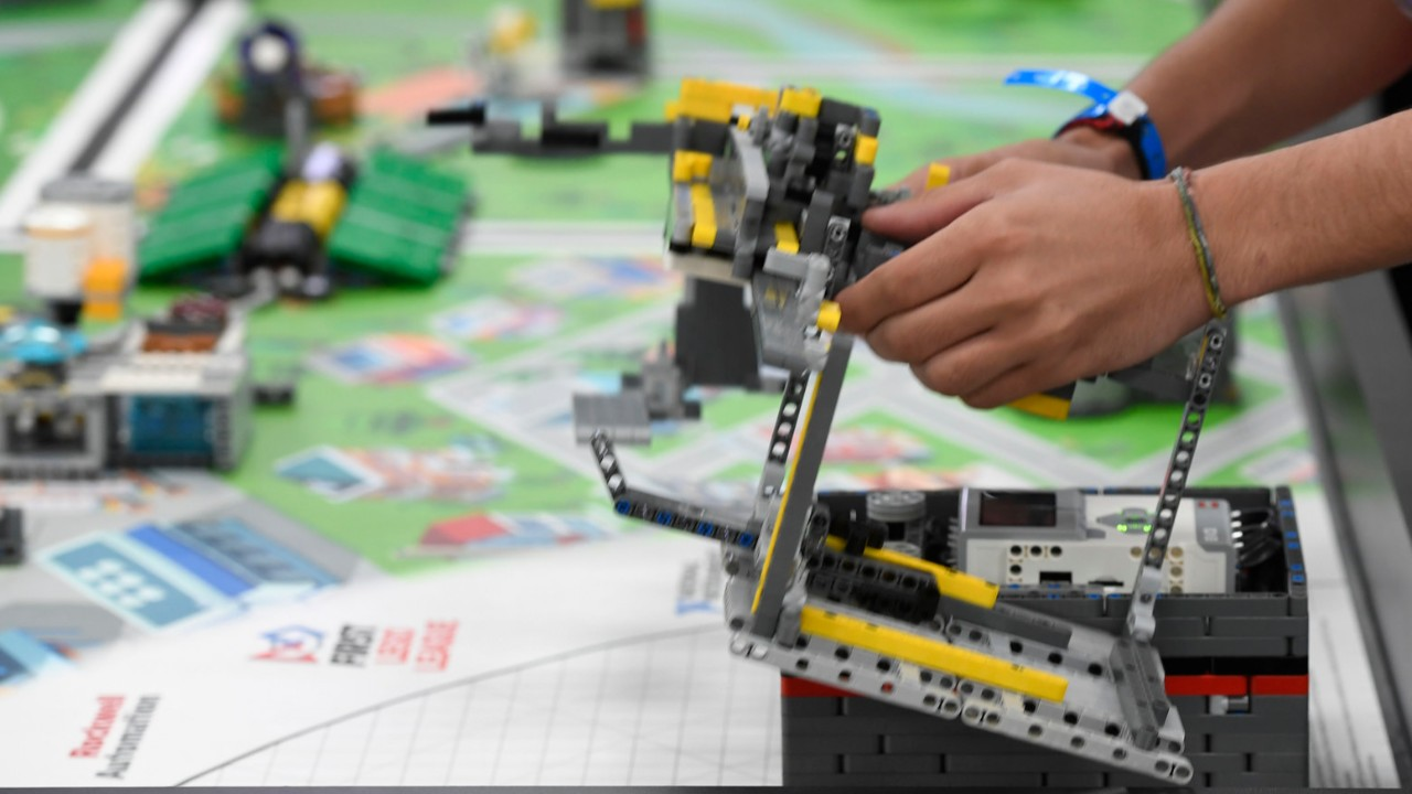 SESI leva oficina de robótica às escolas públicas de Mato Grosso do Sul