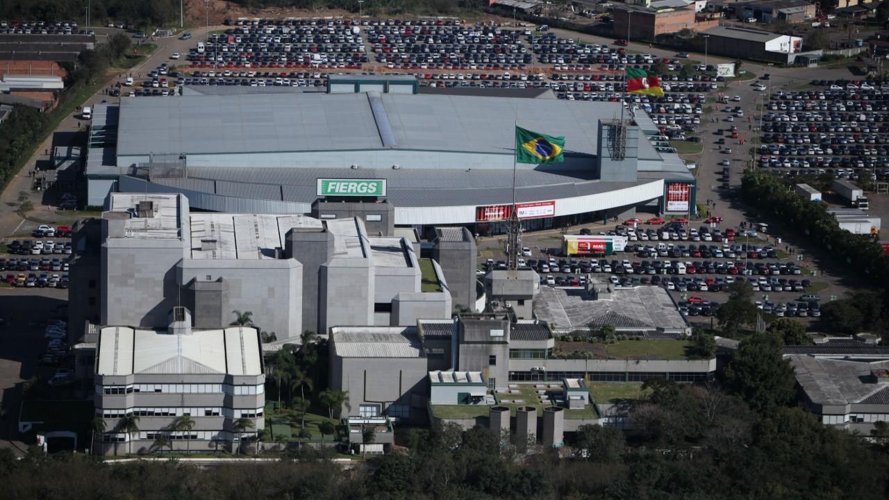 Centro de Exposição da FIERGS pode ser transformado em hospital de campanha