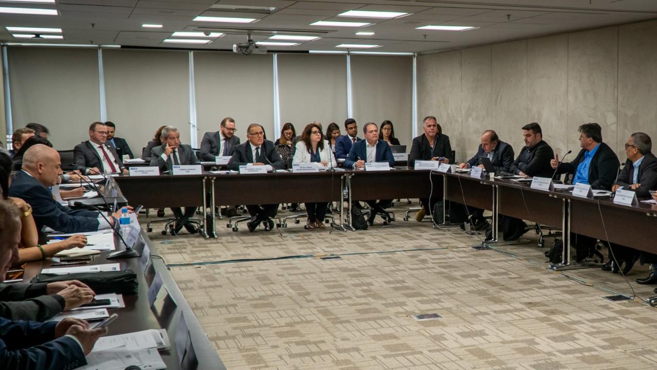 Novos conselheiros debatem a agenda de relações  do trabalho da indústria de 2020