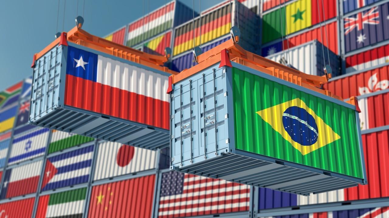 Empresários defendem ampliação de comércio entre Brasil e Chile