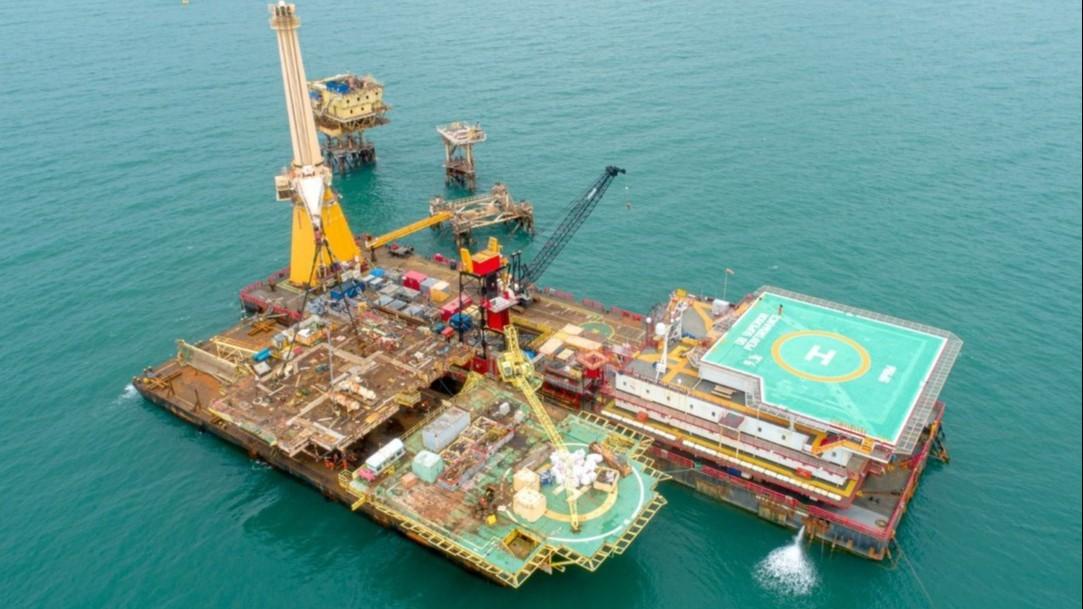 CNI considera positiva resolução que permitirá reduzir emissões em plataformas de petróleo e gás