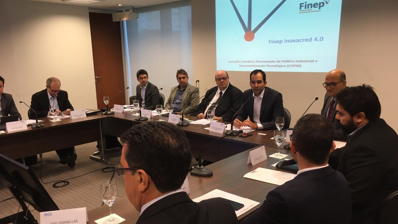 Conselho da CNI discute iniciativas do governo que impulsionam a Indústria 4.0 no Brasil