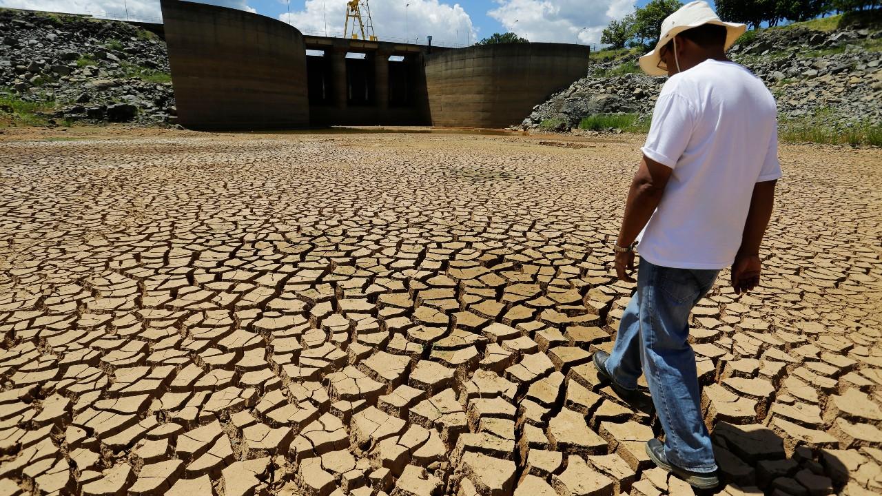90% dos empresários estão preocupados com a crise hídrica