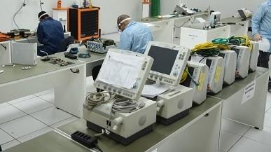 Petrobras apoia SENAI na recuperação de ventiladores pulmonares