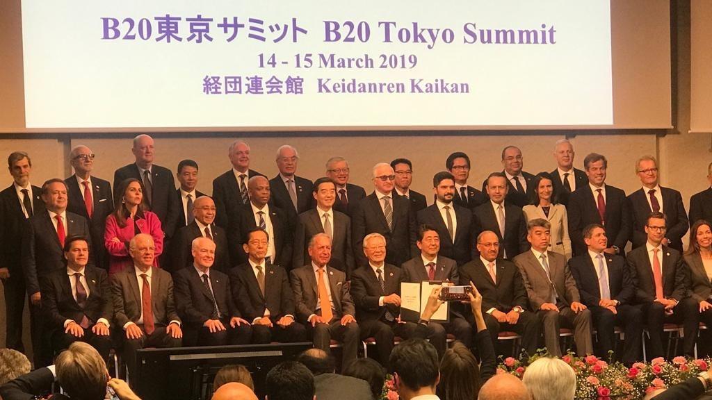 Conheça as 6 recomendações dos empresários para líderes do G-20