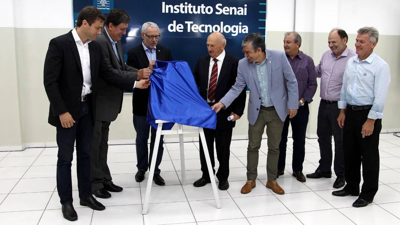 SENAI inaugura Instituto de Tecnologia em Alimentos no Paraná