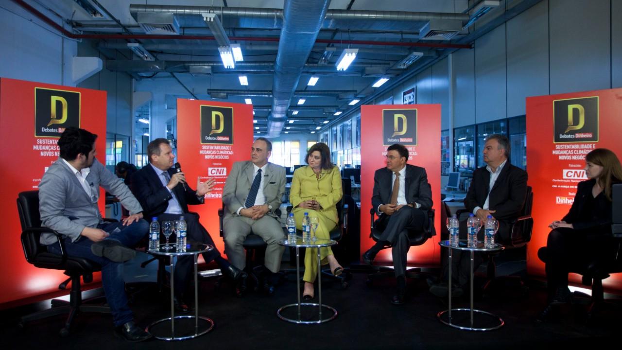 Indústrias nacionais debatem como podem ajudar no combate às mudanças climáticas