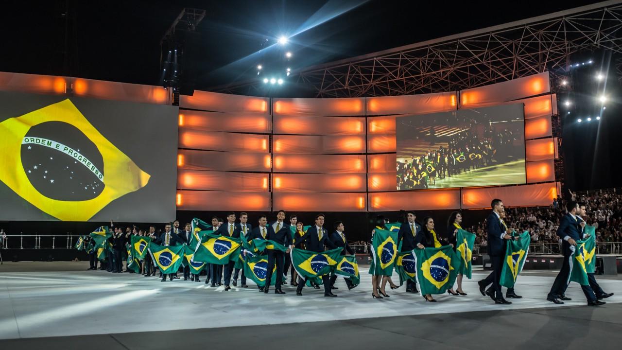 SELETIVAS WORLDSKILLS: Conheça os vencedores das provas de 9 a 14 de setembro